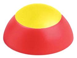 renkli plastik civata koruma kapakları